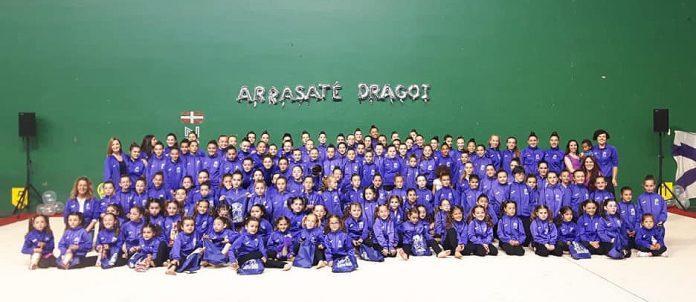dragoi gimnasia taldea